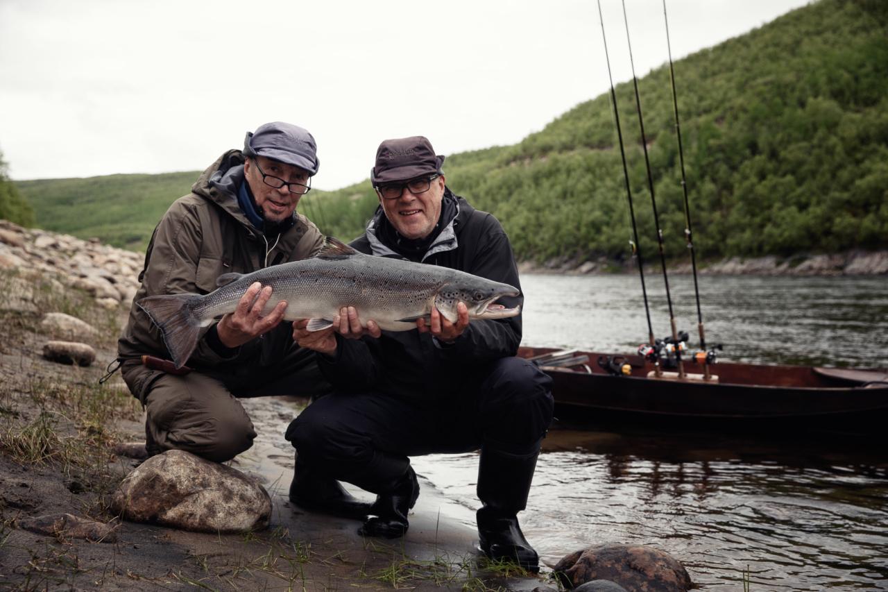 Fishing - Explore Utsjoki