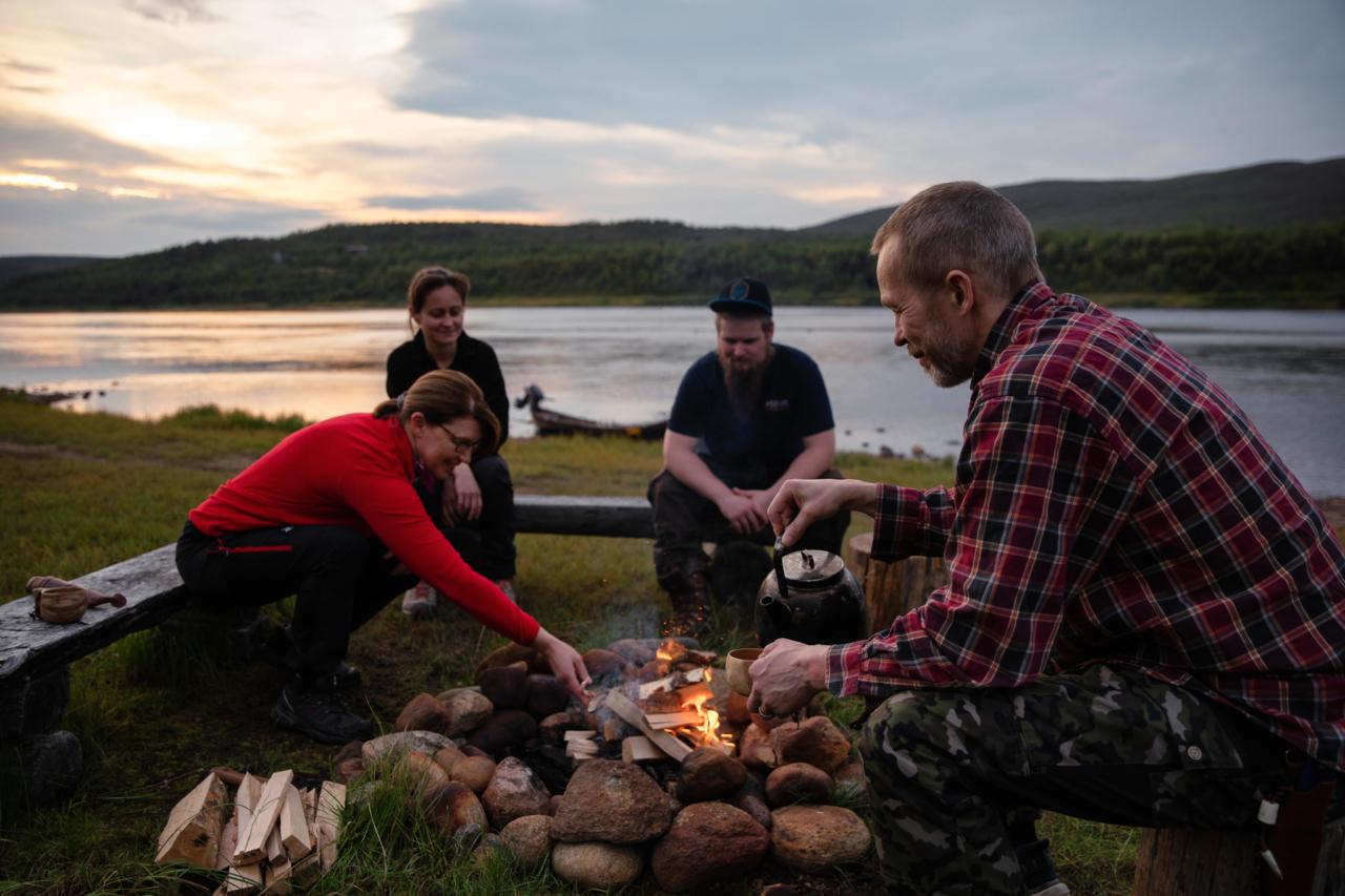 Kolmen kielen kylä - Explore Utsjoki