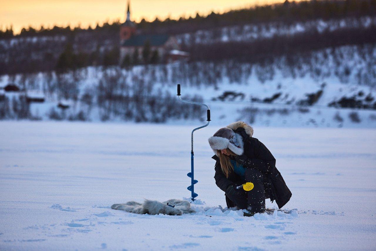 Talvi ja turvallisuus - Explore Utsjoki 33